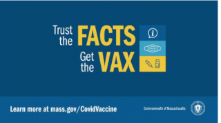 trust the facts get the vax
